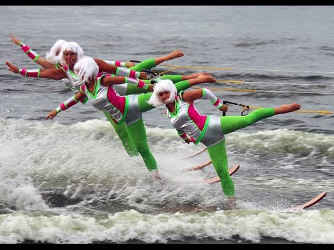 Tampa Bay Water Ski Show Team