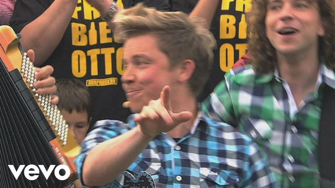 Dorfrocker - Freibierotto (ZDF-Fernsehgarten 21.09.2014) (VOD)