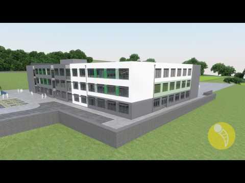 Beckfoot Oakbank New School Animation