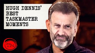 Hugh Dennis' Best Taskmaster Moments