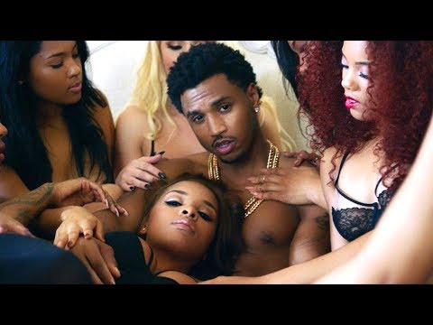 Trey Songz, Chris Brown, Fabolous - Don't Say S**t (Music Video)