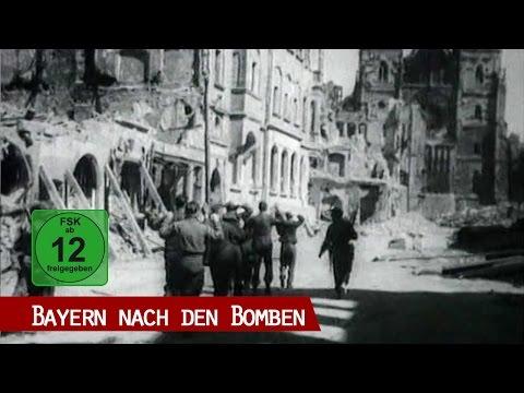 Bayern '45 - Geisterstädte dem Erdboden gleich