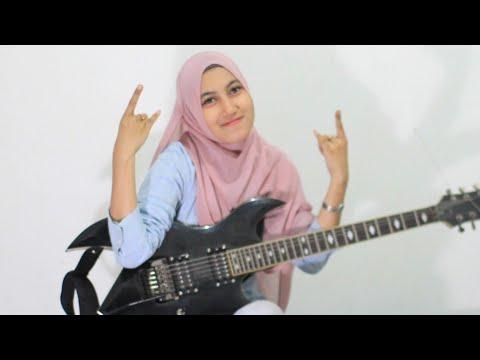 LAGU RELIGI KOK JADI BEGINI YA - JILBAB PUTIH 2019 - Cover Adhi Rama