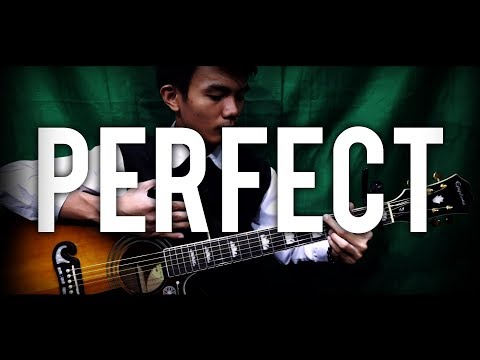 Perfect - Ed Sheeran Fingerstyle Cover