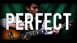 perfect ed sheeran fingerstyle cover