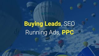 corporate advertising - get leads for less than you ever before thought possible
