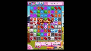 Candy Crush Saga Level 235 Walkthrough
