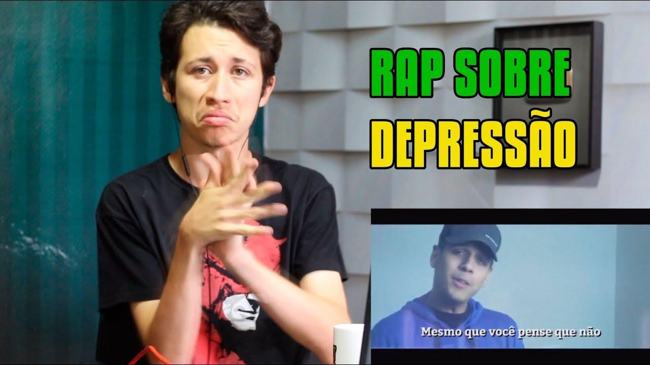 React Rap Motivacional Pra Superar A Depressão 7 Minutoz