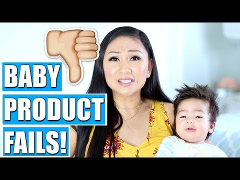BABY PRODUCT REGRETS!