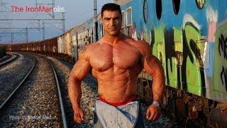 Repeat youtube video Bodybuilding is my Life - Manolis Karamanlakis