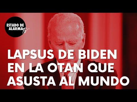 El nuevo lapsus del presidente de Joe Biden,