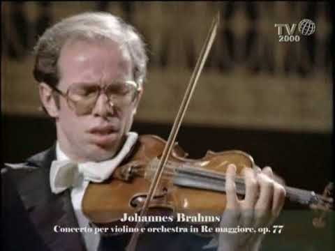 Gidon kremer Brahms violin concerto op 77