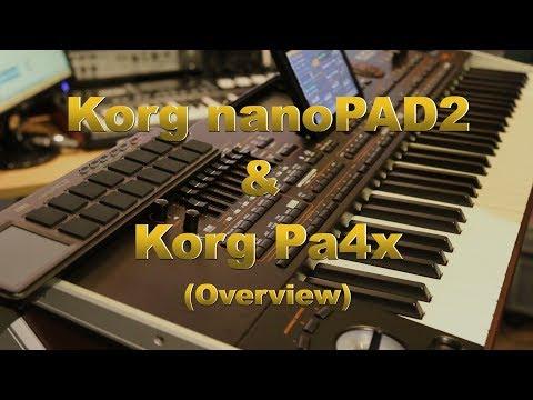 Korg Pa4x ,