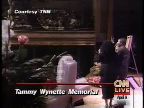 TAMMY WYNETTES MEMORIAL SERVICE