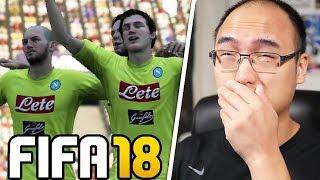 MA PREMIÈRE ÉQUIPE DE FUT !   FIFA 18