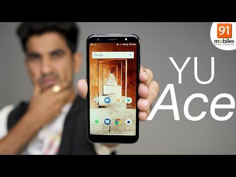 YU Ace Hindi Review: Should You Buy It In India?[Hindi हिन्दी]