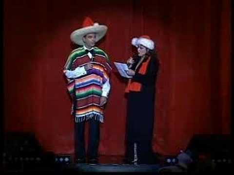 SANDY HACKETT & LISA DAWN MILLER Merry Christmas Vegas 2003
