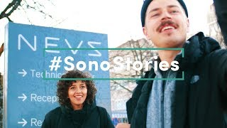 Visiting NEVS - The Manufacturer of the Sion | VLOG 009 | Sono Motors