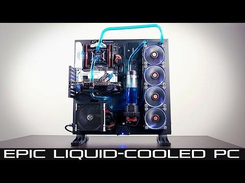 Epic Liquid-Cooled PC Build Guide - Intel 6800k/GTX 1080 (Part 1)