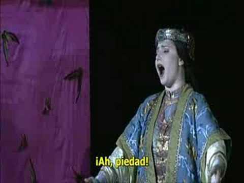 Turandot: Signore ascolta... Non piangere, Liù