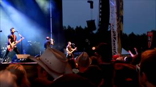Billy Talent at Rock The Shores 2014: Try Honesty & Devil on my Shoulder