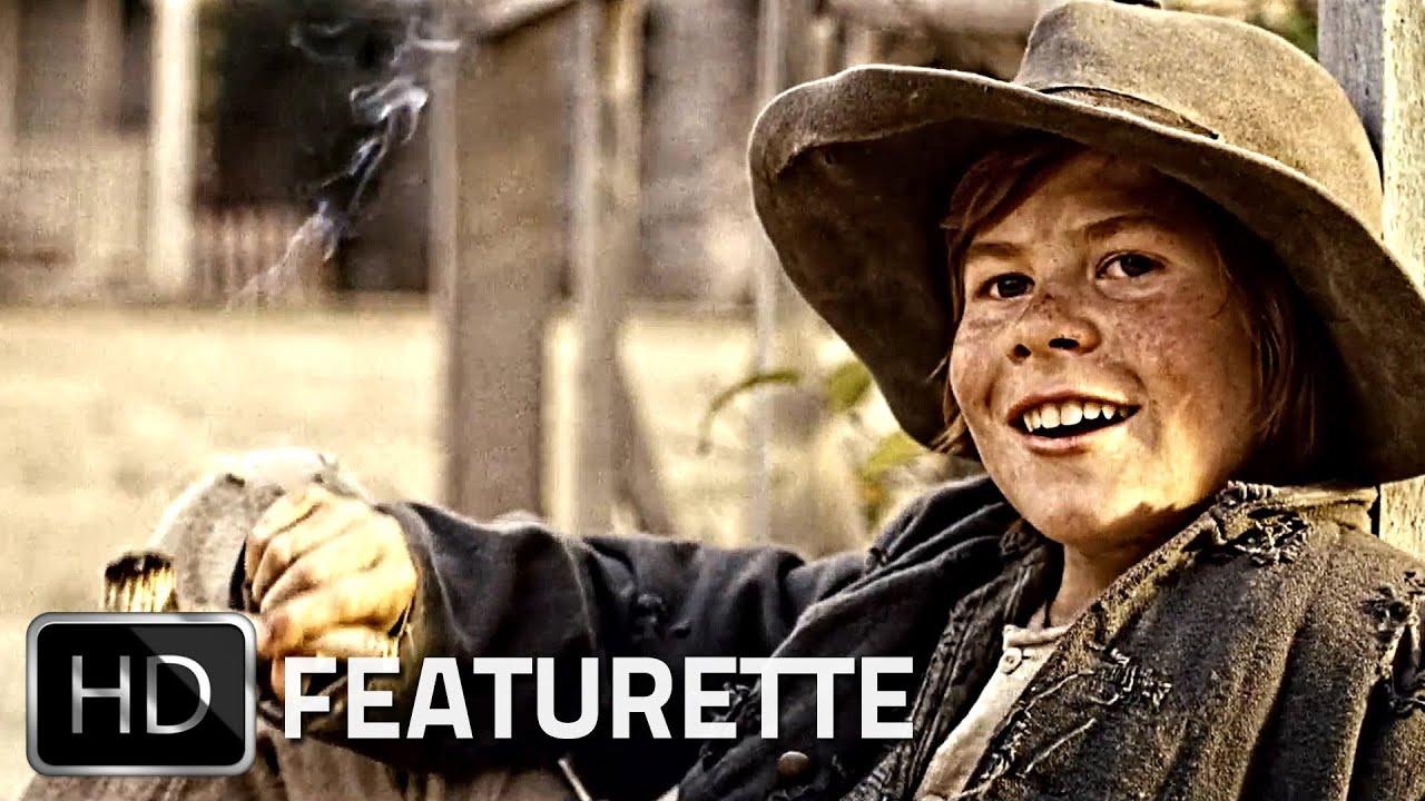 DIE ABENTEUER DES HUCK FINN Featurette Trailer German Deutsch HD 2012