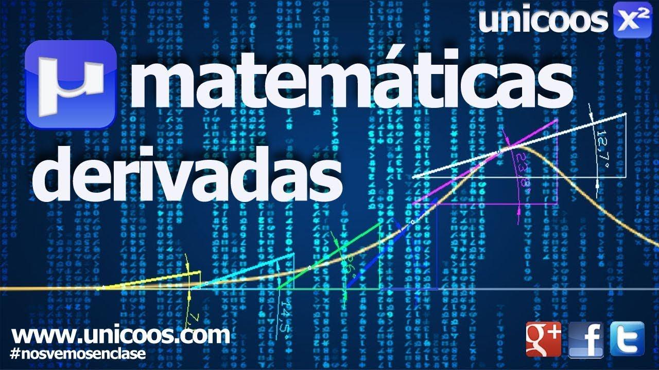 Derivada De Una Funcion 04 Regla De La Cadena Bachillerato Matematicas Youtube