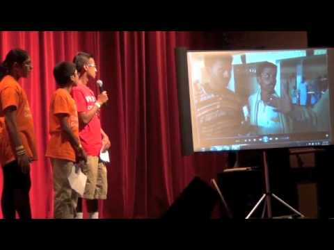 KYC 2013 Eye Camp Presentation Travel Video