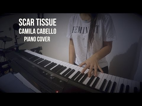 Scar Tissue - Camila Cabello - Piano Cover
