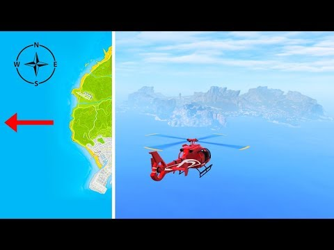 You Haven't Seen The ENTIRE World.. (GTA 5 Easter Egg)