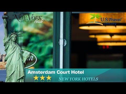 Amsterdam Court Hotel - New York Hotels, New York