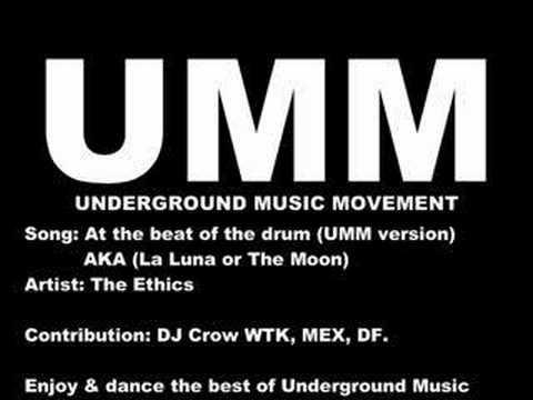 La Luna - at the beat of the drum - The Ethics - UMM, UC,