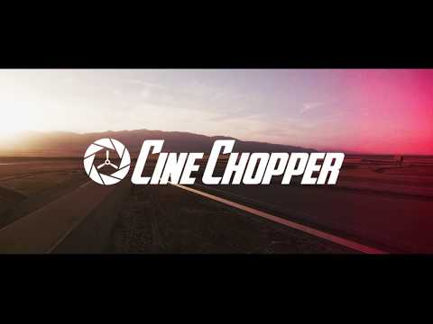 CineChopper Epic Drone Showreel - Iceland, New Zealand, Hawaii, Peru, Utah
