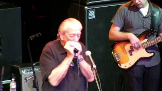 "Charlie Musselwhite LRBC Jan 2015 ""Long Lean Lanky Mama"""
