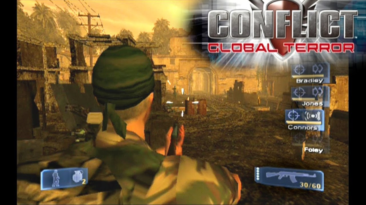 conflict desert storm 2 game free download full version