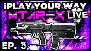 cod ghosts mtar x best smg iplay your way ep 3 call of duty ghost multiplayer gameplay
