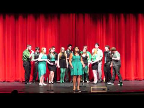 OU Gold Vibrations A Cappella - Dora the Explorer / Beyonce Medley