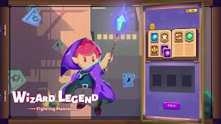 Wizard Legend: Fighting Master