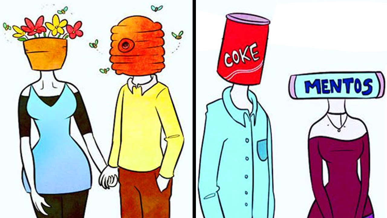 Artist Illustrates Simple Yet Powerful Comics That Will Make You Think
