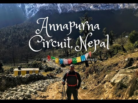 Annapurna Circuit - Trekking & Lessons Learned