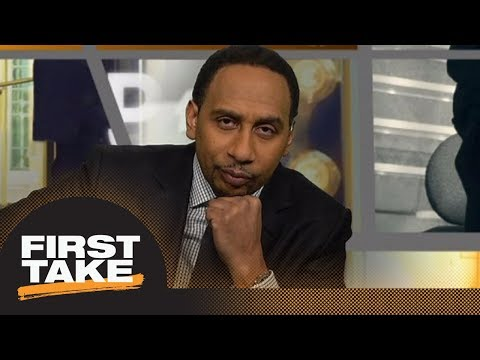 Stephen A. Smith advice to Mike Mitchell: Be careful before you speak | First Take | ESPN