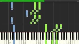 Barrington Pheloung - Theme from Inspector Morse - Piano Cover Tutorials