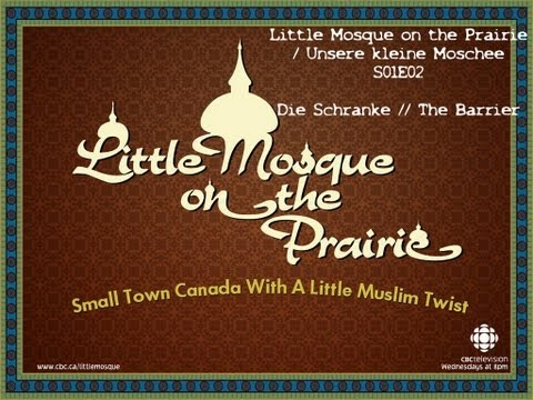 Little Mosque on the Prairie / Unsere kleine Moschee S01E02 - English with german sub