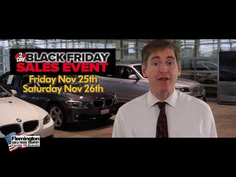 BLACK FRIDAY SALES EVENT | Flemington Volkswagen | Special Offers & Deals | 11/25 - 26 | 08822