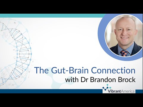 The Gut-Brain Connection with Dr. Brandon Brock
