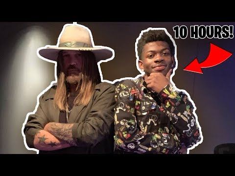 Lil Nas X - Old Town Road (feat. Billy Ray Cyrus) [Music Video] (10 HOURS!)