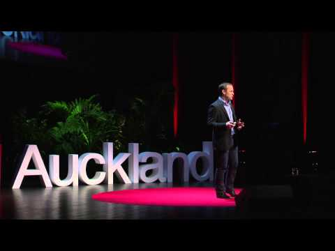 Reinventing Reading: Paul Cameron at TEDxAuckland