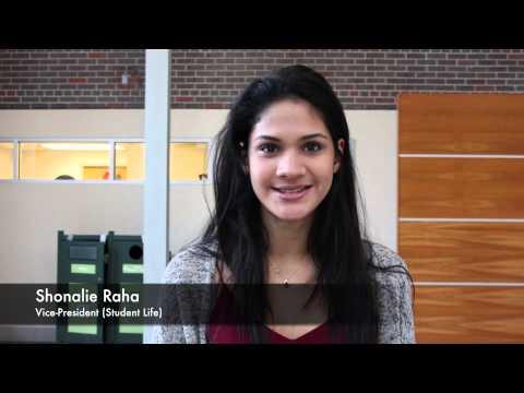 Shonalie Raha: CUSA Vice-President (Student Life) Candidate 2014-15