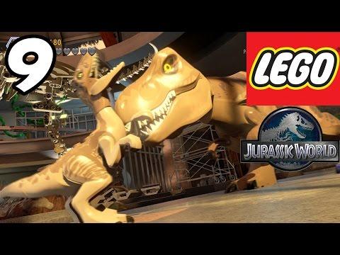 LEGO Jurassic World - Part 9