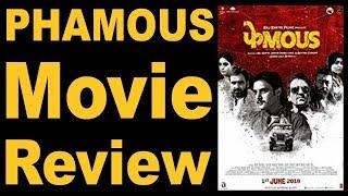 Phamous Movie Review | Jimmy Sheirgill,Jackie Shroff,Pankaj Tripathi